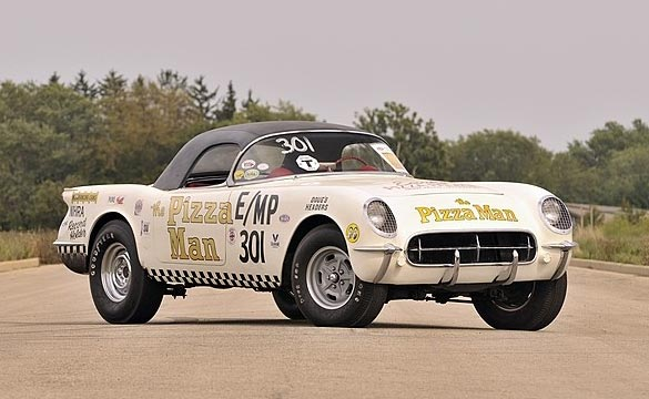 Corvette Auction Preview: The Pizza Man Ready to Deliver at Mecum St. Charles