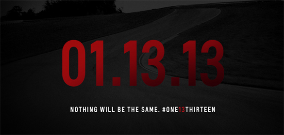 Registration for the 2014 C7 Corvette Reveal on 1.13.13 Opens Monday; UPDATE: Sold Out!