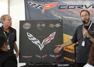 [VIDEO] Corvette's Tadge Juechter and Kirk Bennion Talk about the C7 Corvette at Petit Le Mans