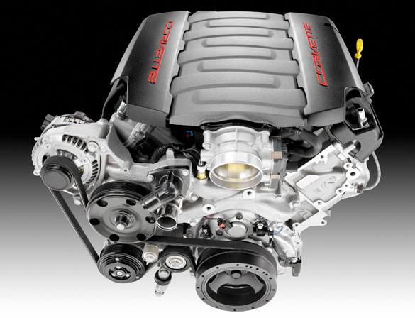 OFFICIAL: 2014 C7 Corvette to Feature 450hp 6.2 Liter V8; Revive LT1 Name