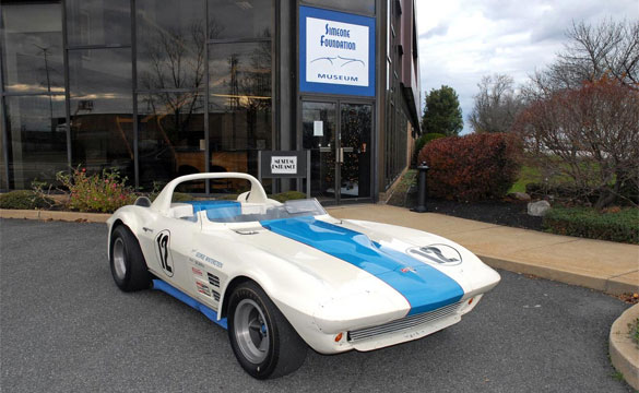 "Join Doug Fehan for Celebration of ""Corvette Racing Legends"" at the Simeone Museum"