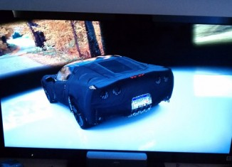 [VIDEO] Camouflaged 2014 C7 Corvette Spotted on Gran Turismo 5