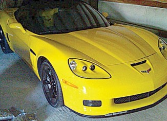 2013 Corvette with 108 Miles Seized in Washington Drug Bust