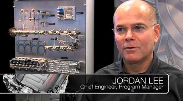 [VIDEO] Jordan Lee Talks about GM's LT1 V8 Engine