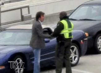 [VIDEO] Paul McCartney's C5 Corvette Gets The VIP Treatment at LAX