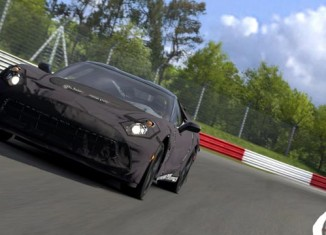[VIDEO] Download and Drive the Camouflaged C7 Corvette on Gran Turismo 5