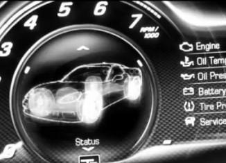 [VIDEO] 2014 C7 Corvette Trailer 2: Calibration