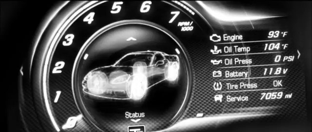 [VIDEO] 2014 C7 Corvette Trailer 2: Calibration