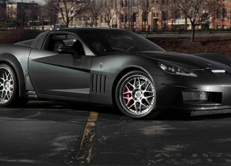 Milwaukee's Bennett Coachworks Creates the ZR1-Based 860hp Corvette ZX-1