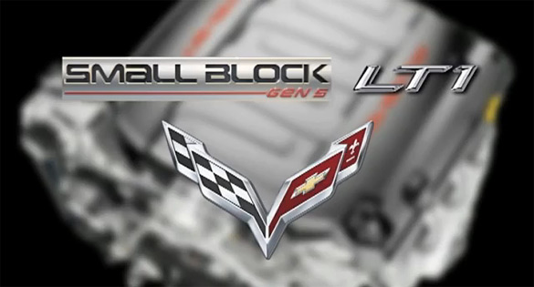 [VIDEO] Building the C7 Corvette's LT1 V8 Engine