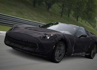 [VIDEO] How the C7 Corvette Prototype Made It Into Gran Turismo 5