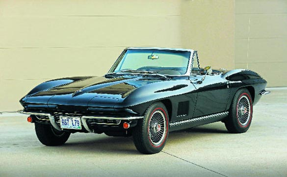 Kansas City Couple's 1967 Corvette is a Former Chevy Engineering Test Car