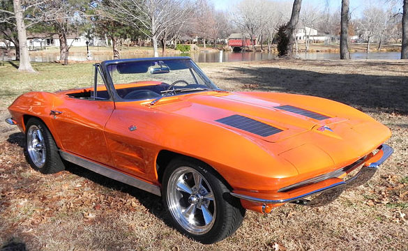 Kansas Man Strikes Gold with Corvette Purchase at a Garage Sale