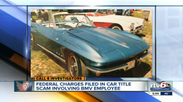 [VIDEO] Family Looses 1965 Corvette In Mechanic's Lien Scam
