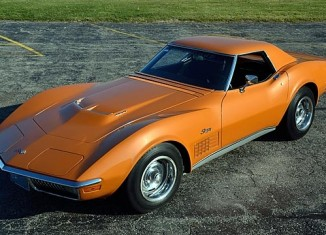 1971 ZR2 Corvette to be offered at Mecum Kissimmee