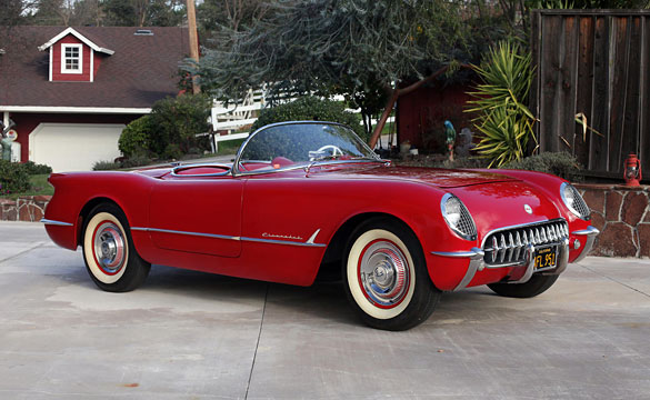 The Corvette Enthusiast's Preview to the Scottsdale Auctions