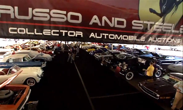 The Corvette Enthusiast's Preview to Russo and Steele's 2013 Scottsdale Auction