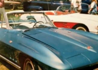 Court Rules Vintage Corvette Belongs to Last Buyer