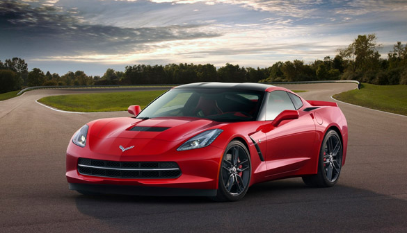 Spring Hill to Produce Body Parts for 2014 Corvette Stingray
