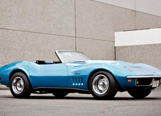 [VIDEO] 1969 L88 Convertible Sells at Gooding and Co for $825,000