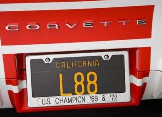 GM Granted Trademark Approval for the Legendary Corvette Engine RPO Code L88