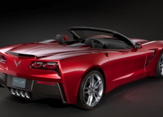 Chevrolet Confirms 2014 Corvette Stingray Convertible to Debut at Geneva