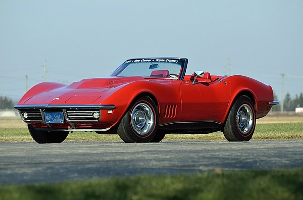 The Top 11 Corvette Sales of Mecum Kissimmee 2013