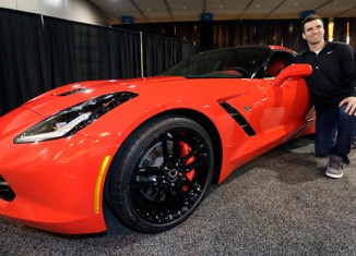 "How Much Will Joe Flacco's ""Free"" Corvette Stingray Really Cost?"