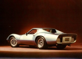 Experimental XP-819 Rear Engine Corvette Chassis to be Displayed at Amelia Island