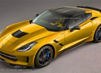 Road & Track Imagines the Next Corvette ZR1