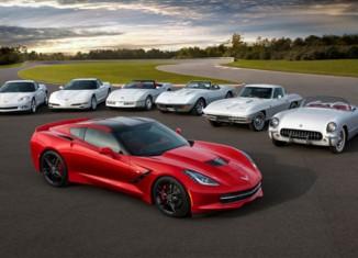 Reminder: 2014 Corvette Stingray to Make West Coast Debut at the Petersen Automotive Museum
