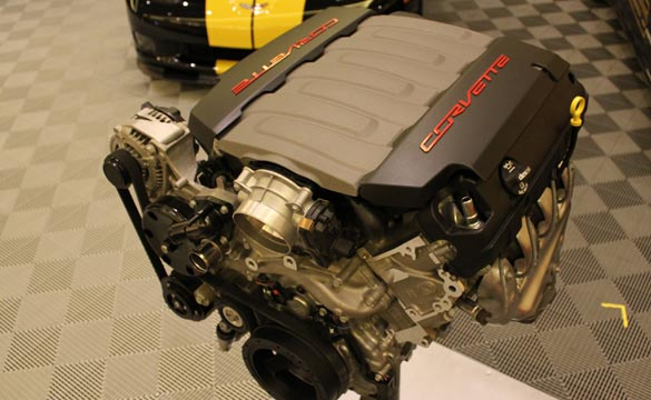 Lingenfelter: Corvette's New LT1 Engine Will Challenge Tuners