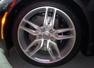 SANLUIS Rassini Two-Piece Brake Rotors Chosen for 2014 Corvette Stingray