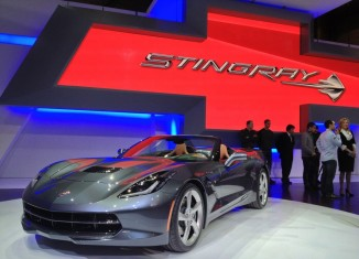 [VIDEO] Watch the Live Reveal of the 2014 Corvette Stingray Convertible