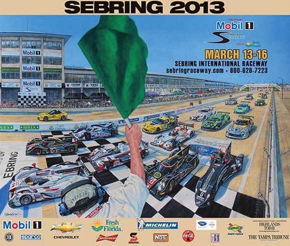 Corvette Racing: Links for the 61st Annual Mobil 1 Twelve Hours of Sebring