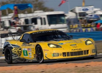 Corvette Racing Opens 2013 With a Win at the 12 Hours of Sebring