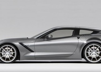 Callaway Cars Planning a Shooting Brake Option for the 2014 Corvette Stingray