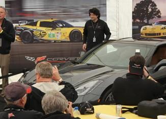 [VIDEO] The 2014 Corvette Stingray Seminar at Sebring