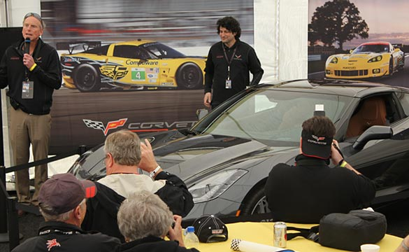 [VIDEO] The 2014 Corvette Stingray Seminar at Sebring