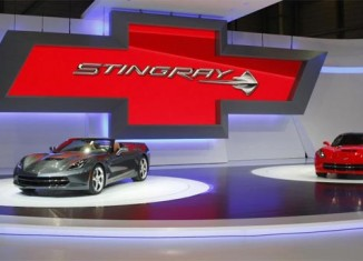 Corvette Museum's April Bash to Showcase 2014 Corvette Stingray Models