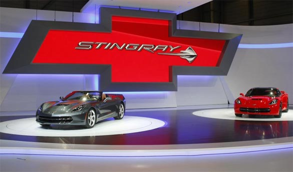 Corvette Museum's April Bash to Showcase 2014 Corvette Stingray Models