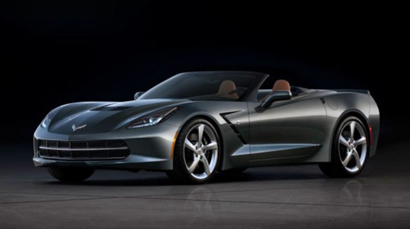 [VIDEO] Corvette Convertible Price Revealed on ABC's 'LIVE with Kelly and Michael'?