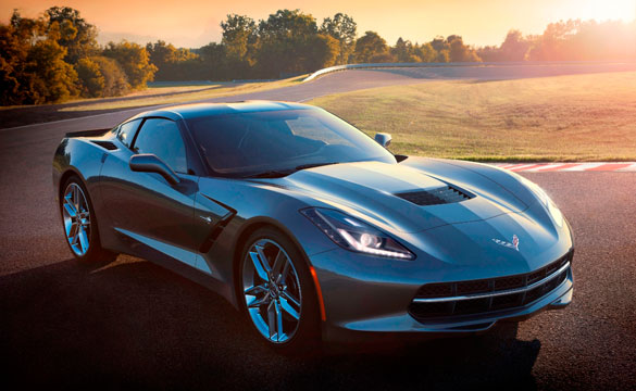 2014 Corvette Stingray to Appear at Amelia Island this Weekend
