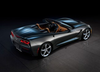 [PICS] Chevy Releases Three New Photos of the 2014 Corvette Stingray Convertible