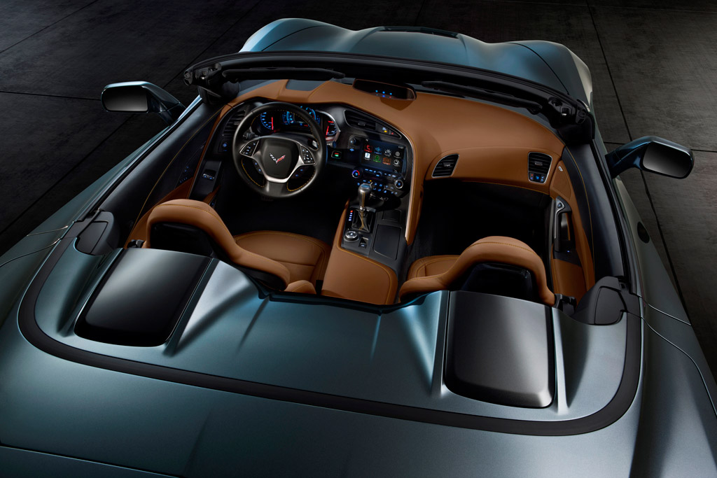 Introducing the 2014 Corvette Stingray Convertible