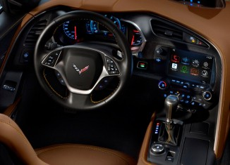 [PIC] First View of the 2014 Corvette Stingray with an Automatic Transmission