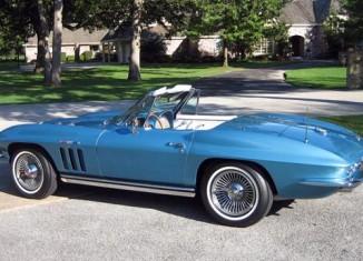 Corvette Auction Preview: 2013 Barrett-Jackson Palm Beach