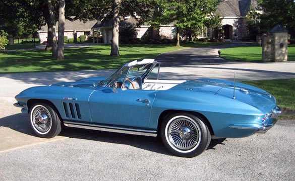 Corvette Auction Preview: 2013 Barrett-Jackson Palm Beach