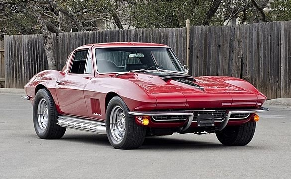 Corvette Auction Preview: 2013 Mecum Houston