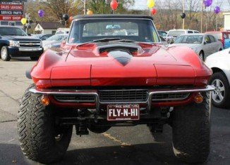 Corvettes at Carlisle is Looking for 4x4 Corvettes